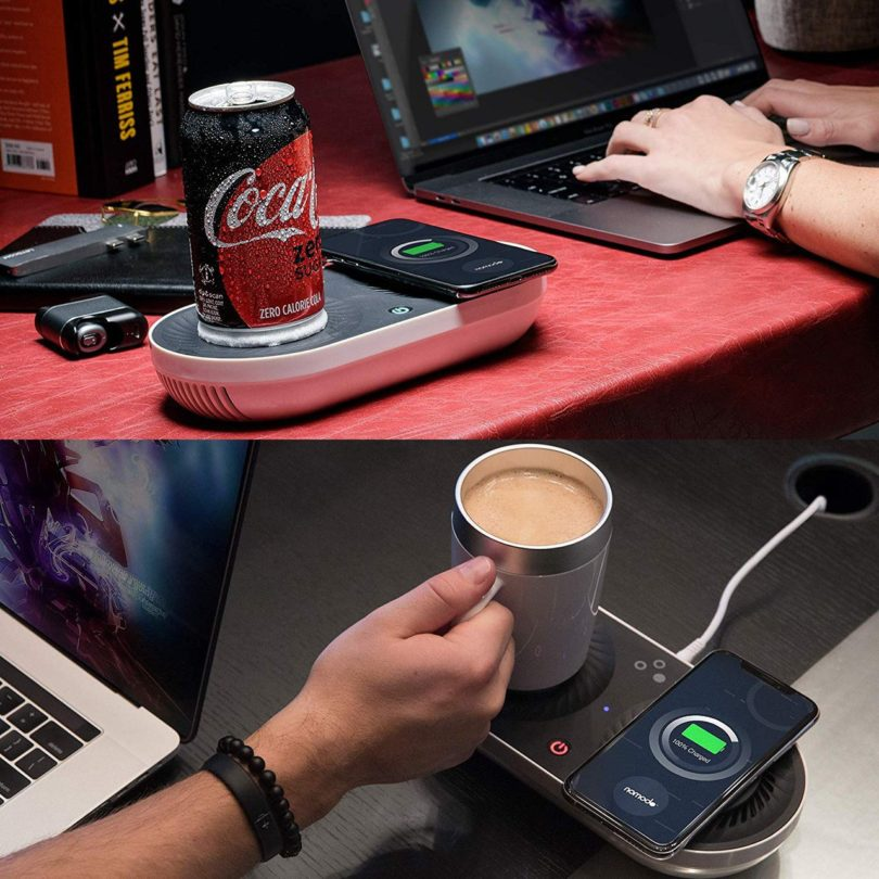 Wireless Charging Drink Warmer / Cooler
