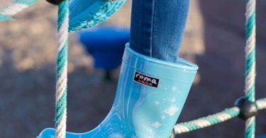 ABEL WONDER Kids Rain Boots