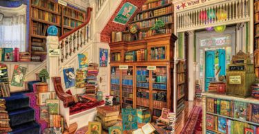 Readers Paradise 1000 Piece Puzzle