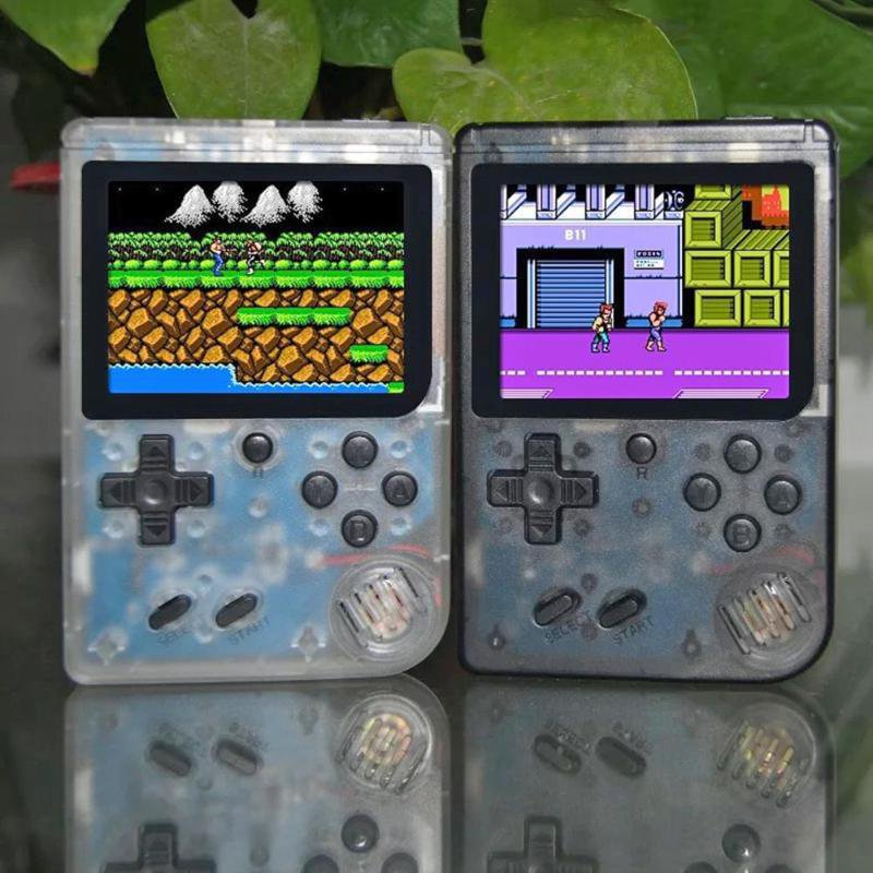 Mini Nostalgic Handheld Game Console