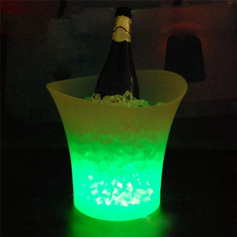 Neon Ice Bucket