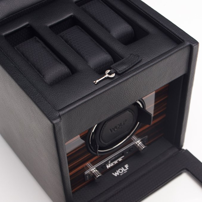 Roadster Single Winder with Storage