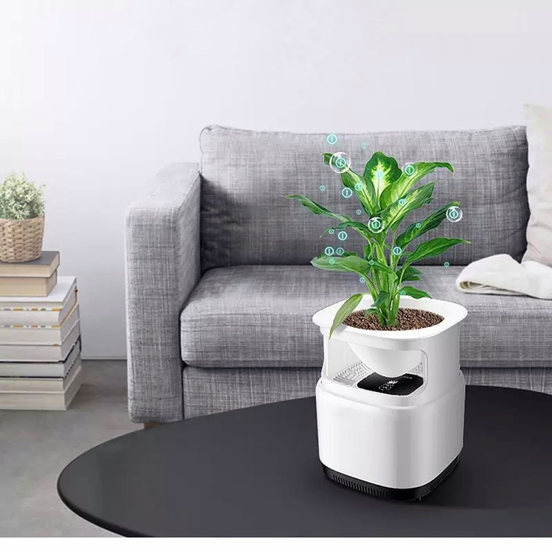 Air Purifier & Plant Stand
