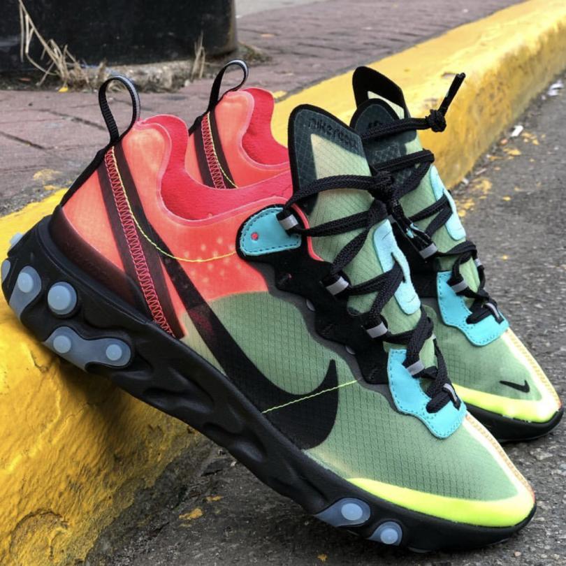 Nike Men's React Element 87