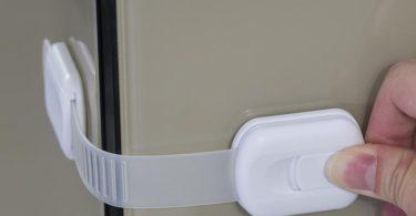Multi-Use Child Safety Strap Locks