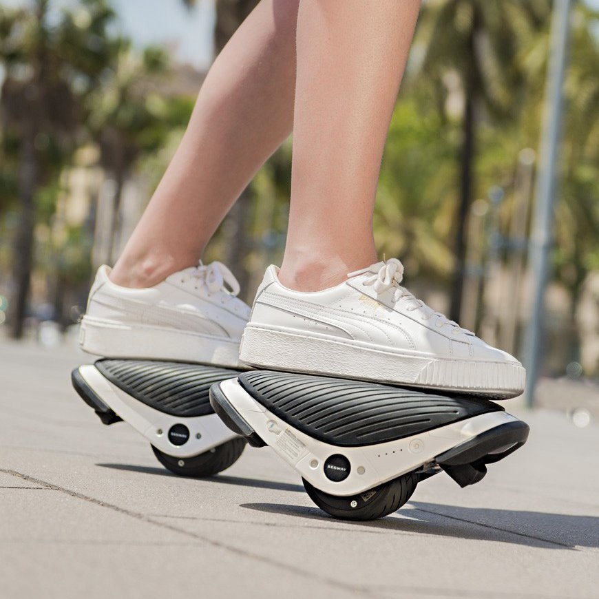 Segway Electric Drift W1 E-Skates