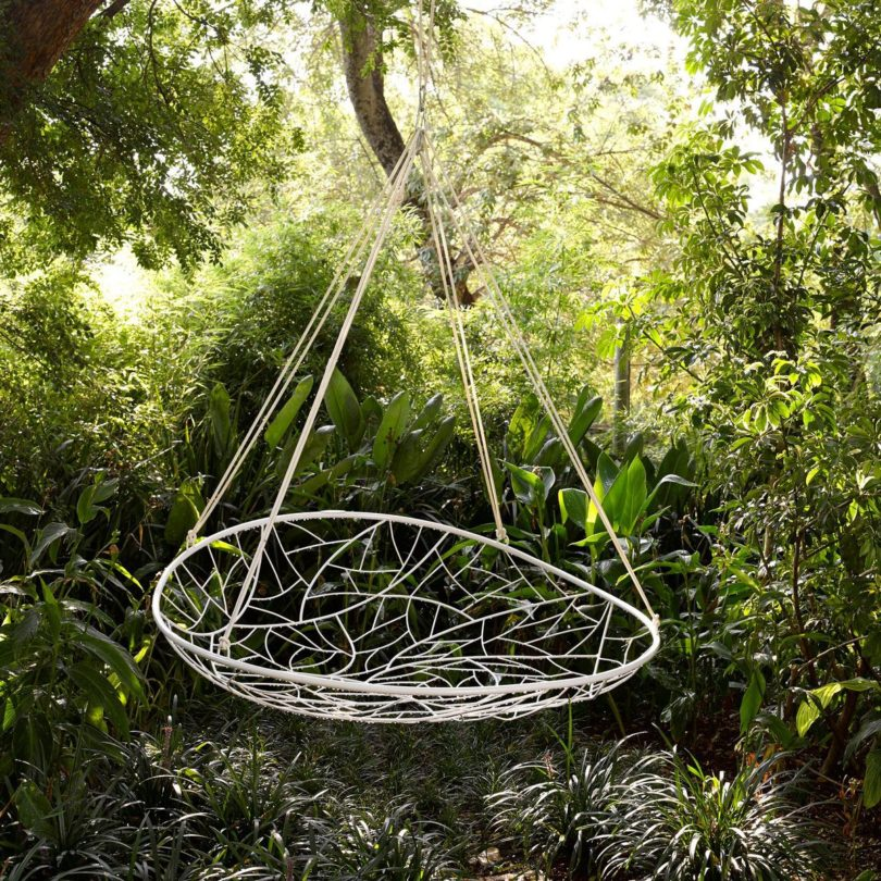 Big Basket Hanging Chair from Studio Stirling