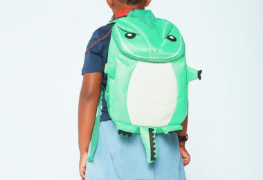 Green-o-saurus Backpack