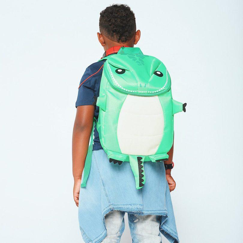 Green-o-saurus Backpack