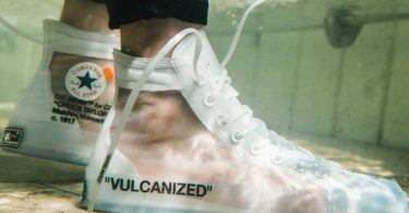 Off-White Converse Chuck Taylor All-Star Hi
