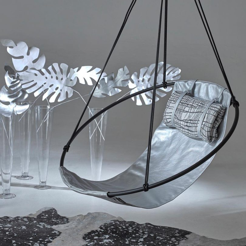 Sling Hanging Chair from Studio Stirling