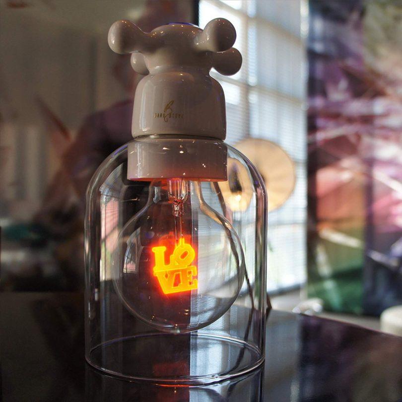 Love Deluxe X Lamp