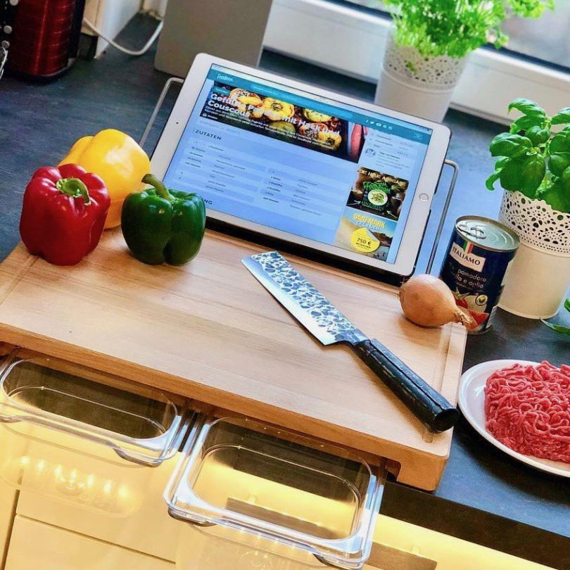 Frankfurter Brett Basic Cutting Board