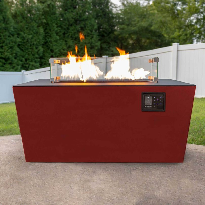 Echo Hue Music Responsive Fire Pit