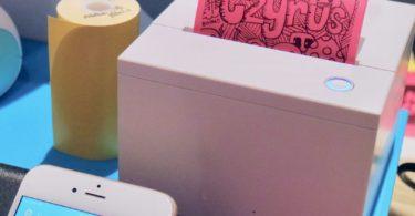 Cubinote Smart Sticky Note Printer
