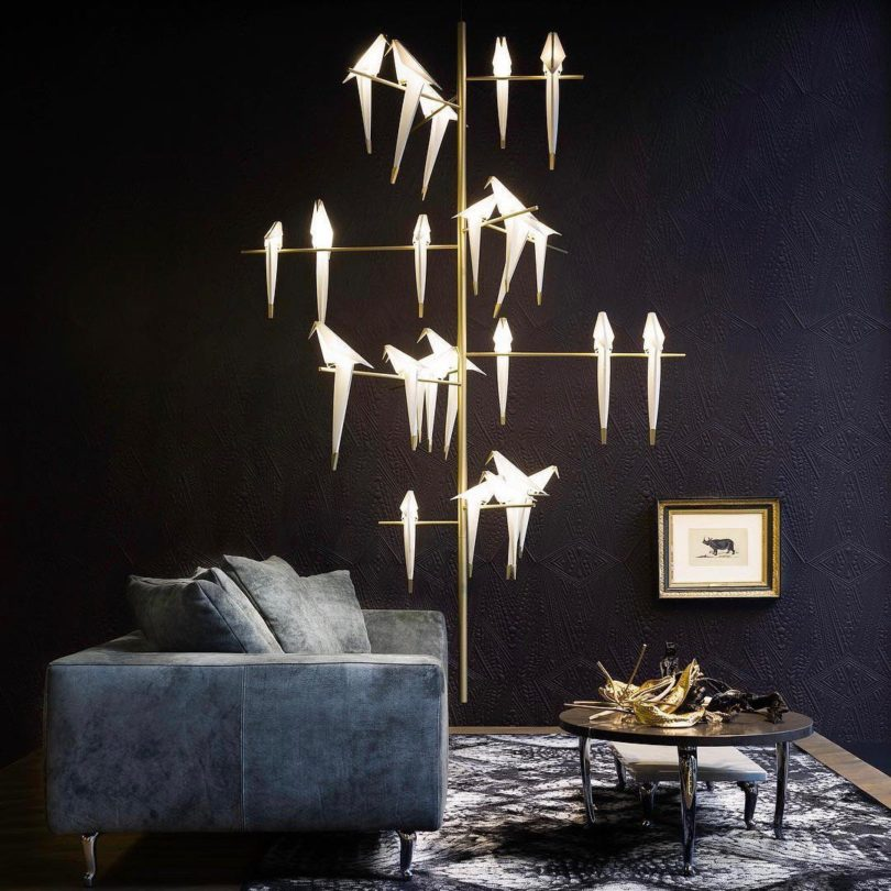 Perch Light Tree Chandelier