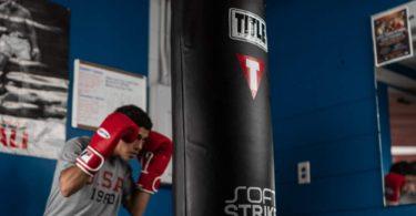 Title Boxing Soft Strike Heavy Punching Bag