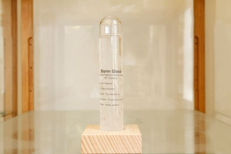 Storm Glass Tube