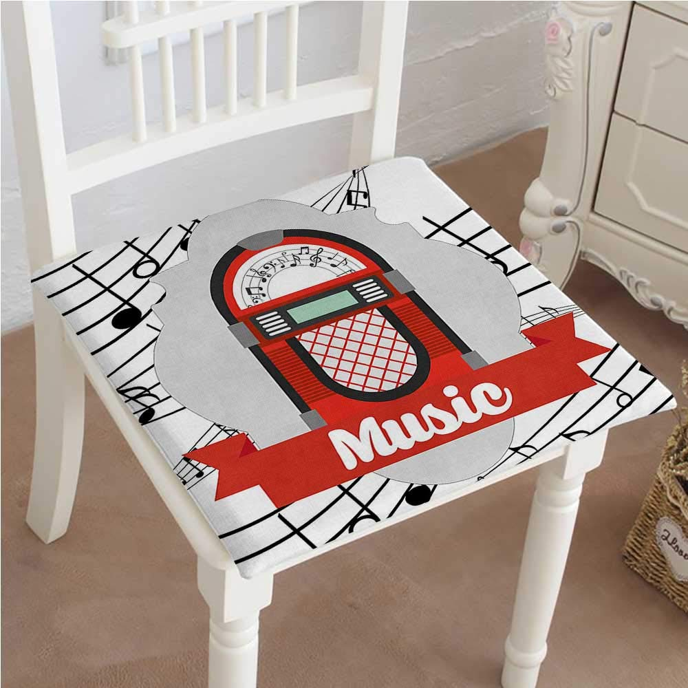 Mikihome Squared Seat Cushion Radio Box