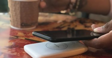 myCharge Wireless Charger Portable Charger