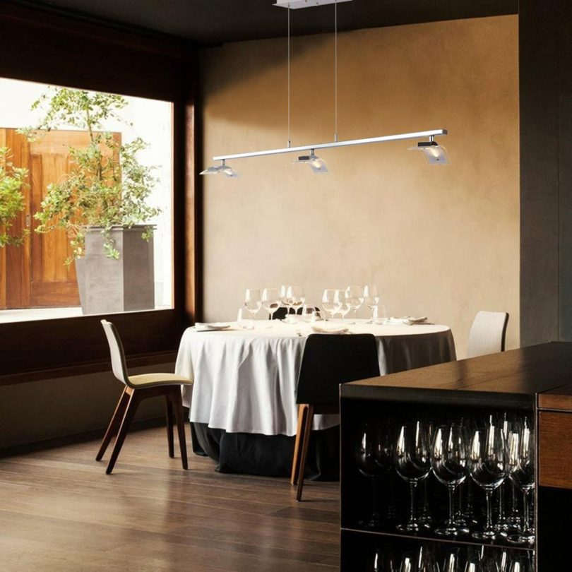 MINGZE Modern LED Pendant Lighting