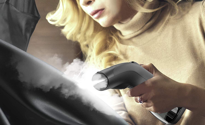 Steamer for Clothes Mini – Portable