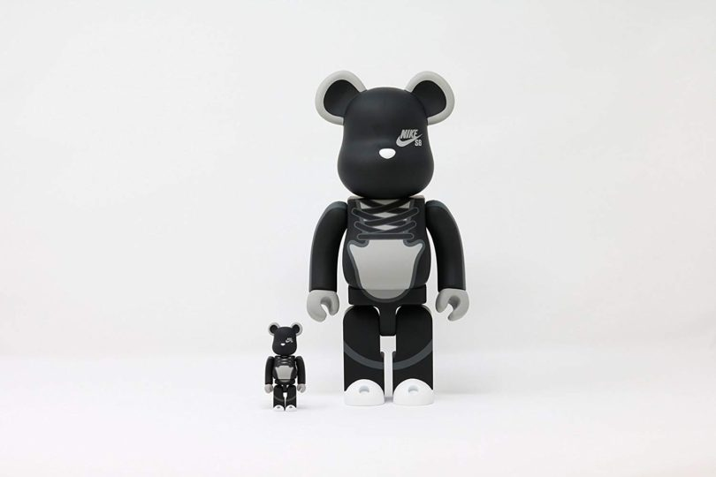 Bearbrick Limited Edition – Nike Figurine
