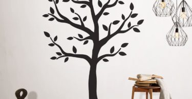 Timber Artbox Large Black Tree Wall Decal