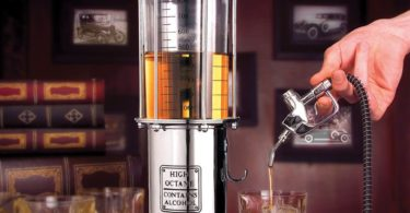 Gas Pump Retro Liquor Dispenser