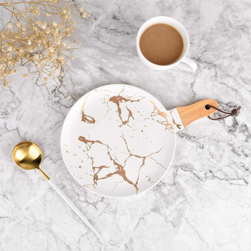 Serving Platter/Plate by Marble & Love