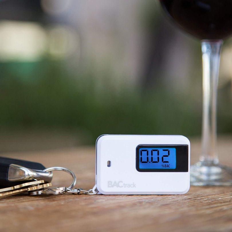 BACtrack Go Keychain Breathalyzer