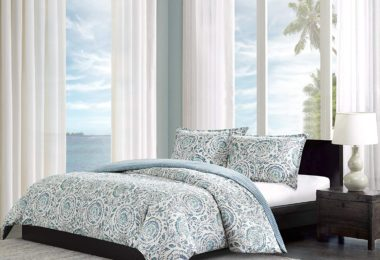 Echo Design Kamala Duvet Cover Twin Size