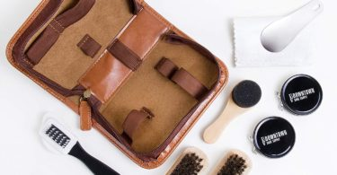 Shoe Shine Kit – Downtown Supply