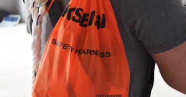 KSEIBI 421020 Safety Harness Fall Protection Kit