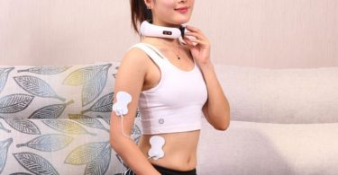 Pulse Back & Neck Massager