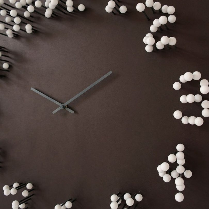 MOCAP Clock