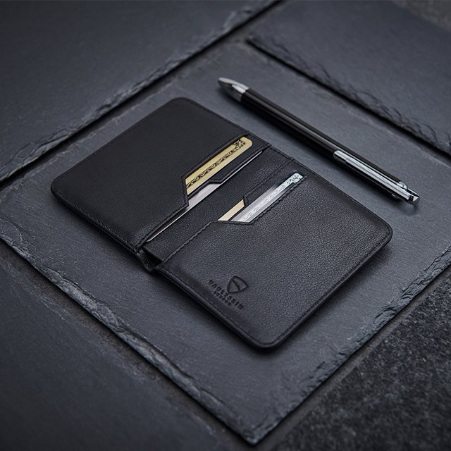 City Slim Bifold RFID Protection Wallet by Vaultskin
