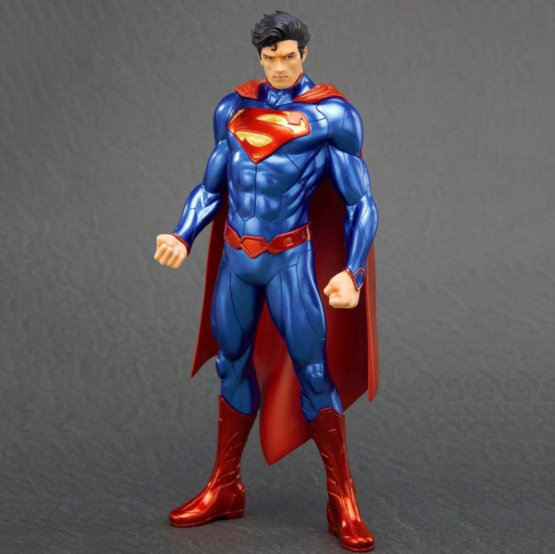 DC Comic New 52 Superman Action Figure