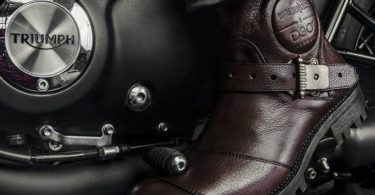 Reeves Motorcycle Boots D3O Protection by Umberto Luce