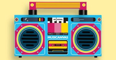 Creative Bluetooth Speaker by Musicanvas