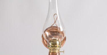 Turkish Handmade Big Size Decorative Gas Lamp