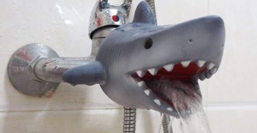 Shark Faucet Cover