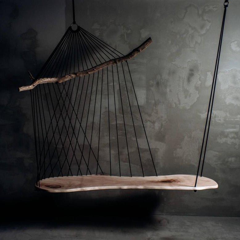 Sculpted Floating Divan by Chiel Kuijl