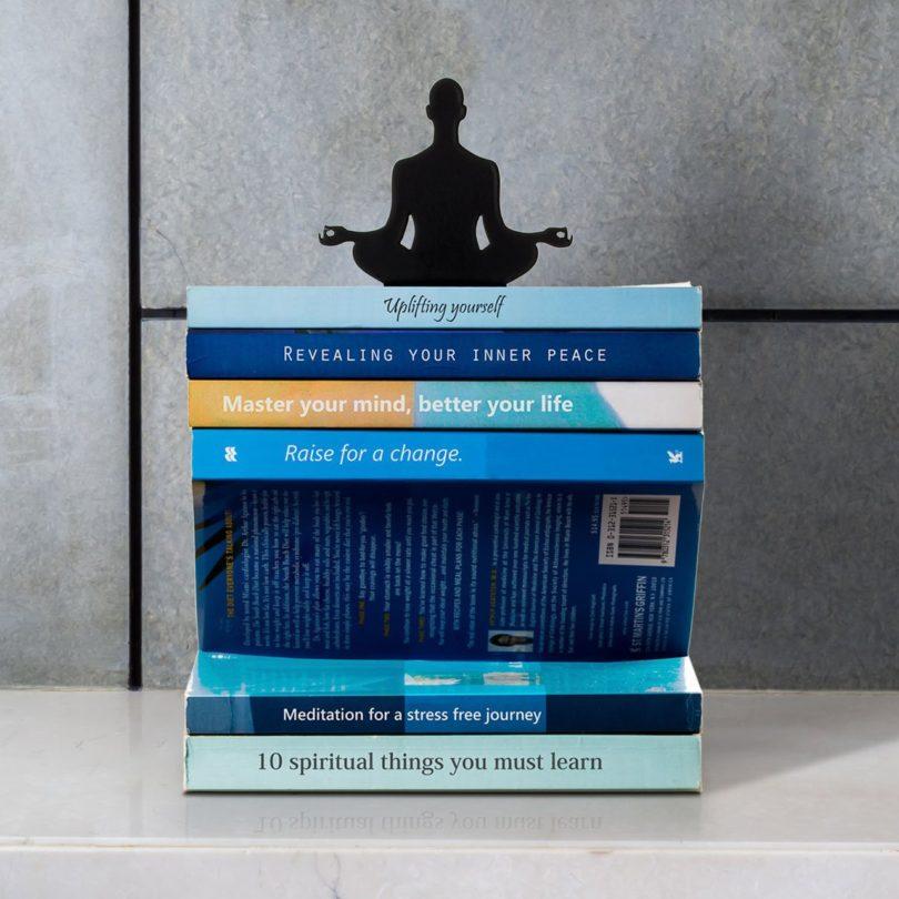 Levitation Book Stacker
