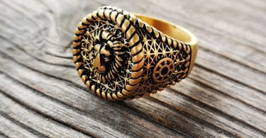 Akitsune Imperator Design Ring