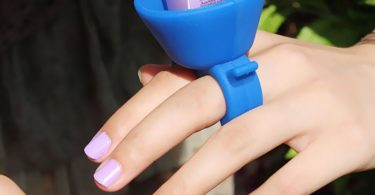 tweexy The Original Wearable Nail Polish Holder