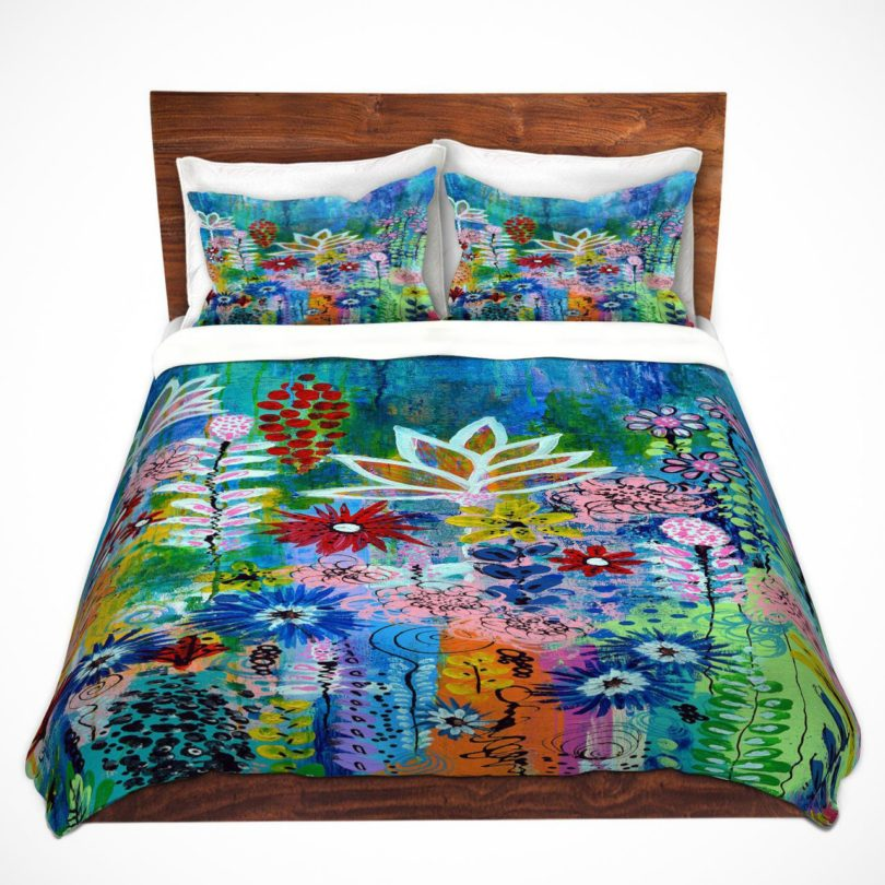 Glorious Microfiber Duvet Cover