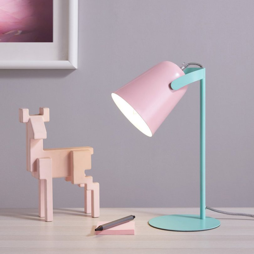 Bot Desk Lamp