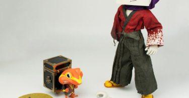 Samurai TO-FU 1:6 Scale Action Figure