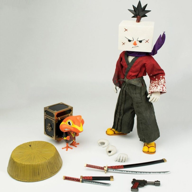 Samurai TO-FU 1:6 Scale Action Figure